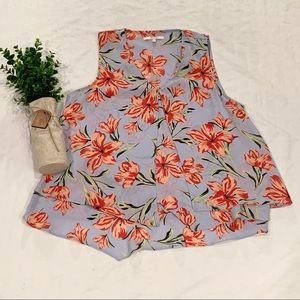 Sung by Alfred sung floral blouse